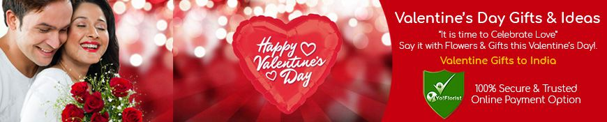 Valentine's Day - 14th Feb