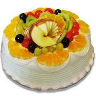 2Kg Fresh Fruit Cake