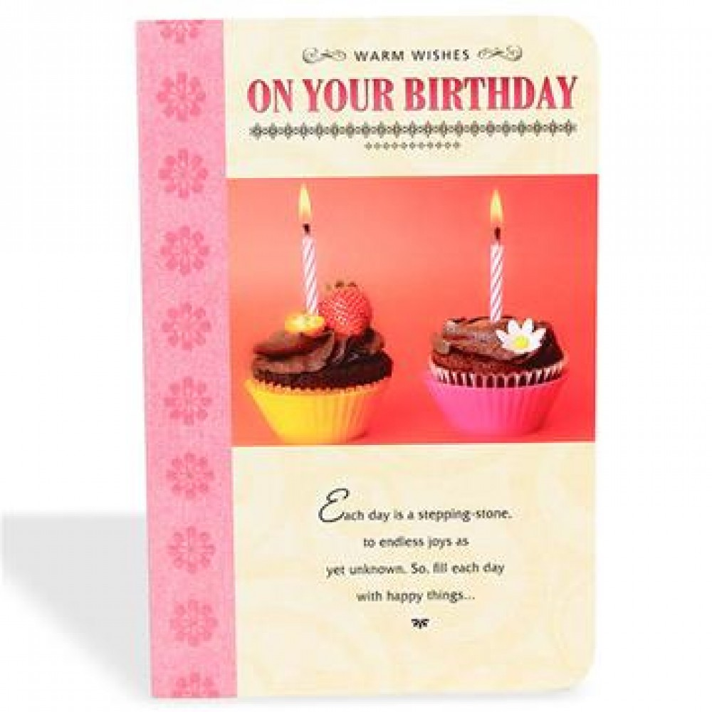 Birthday Joy Card