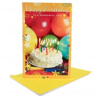 Birthday Treat Card