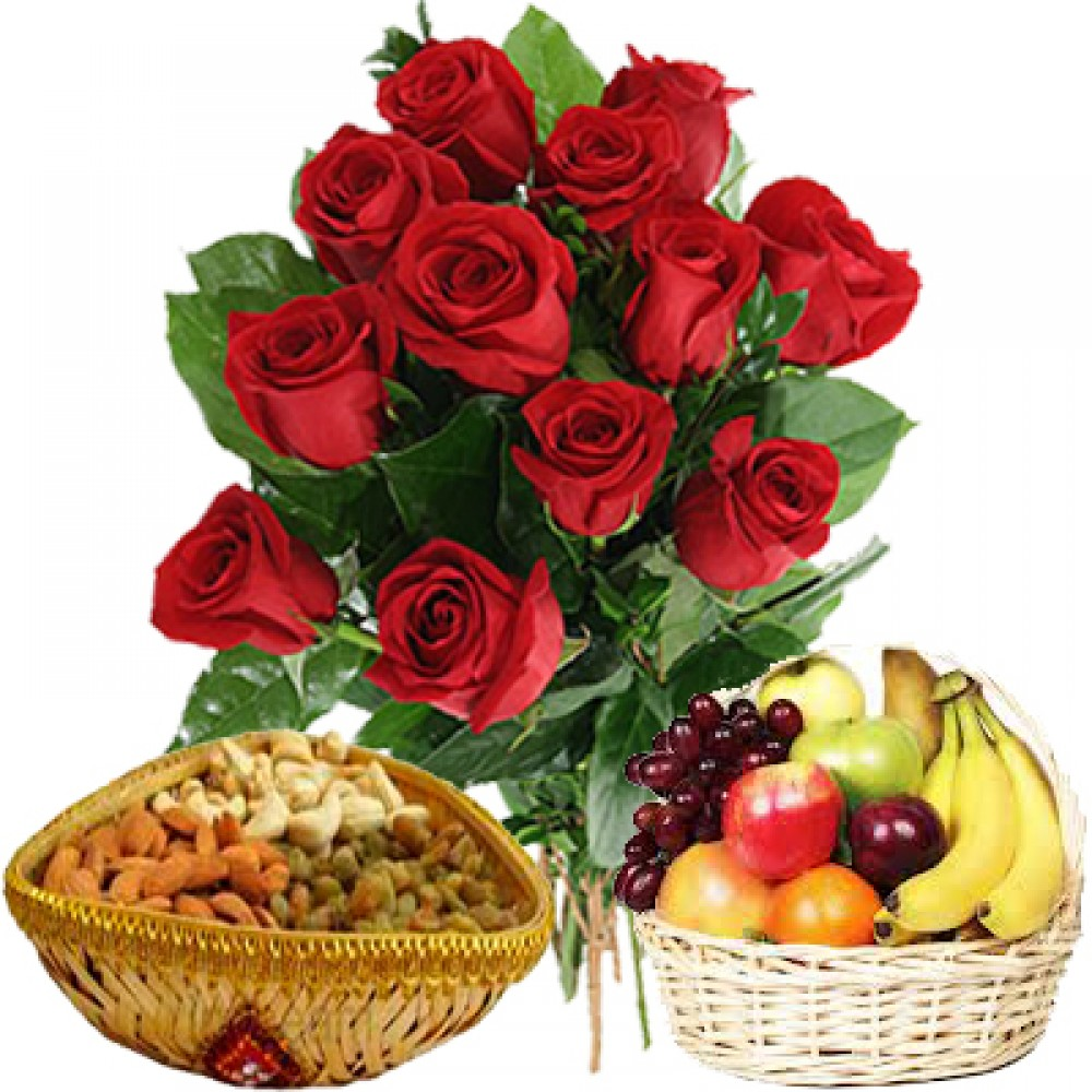 Good Health Floral Wishes