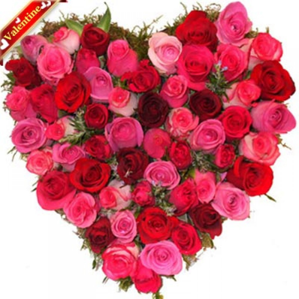 Beautiful Feeling Of Valentine Valentine Flowers Delivery In India