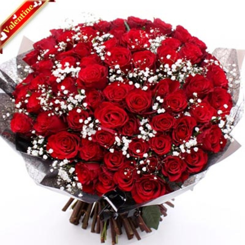Beautiful roses for valentine valentine flowers delivery in india beautiful roses for valentine izmirmasajfo