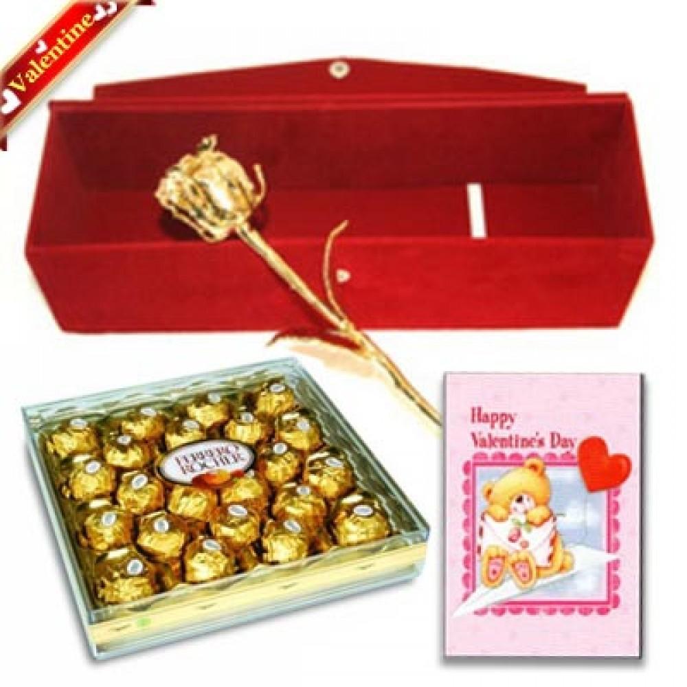 Val-Golden Rose n 300gm Ferrero