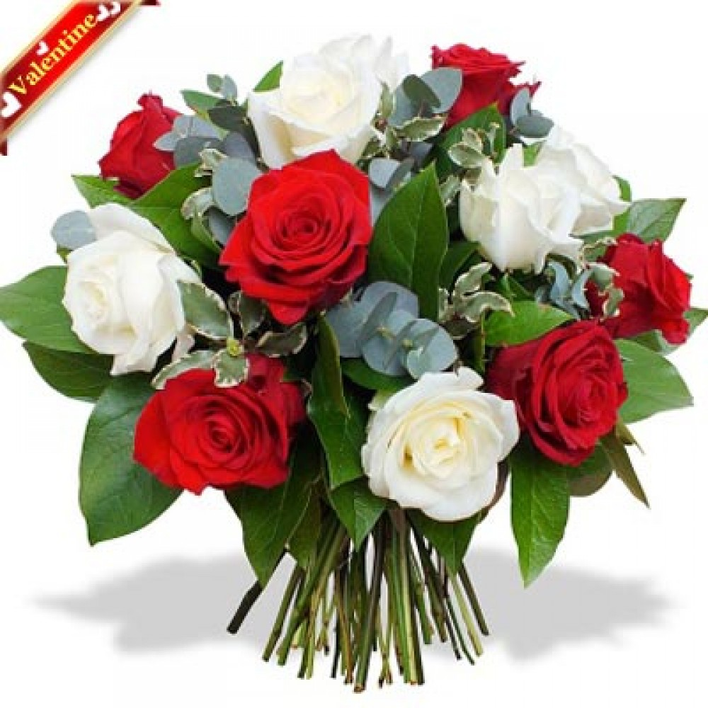 Valentine blushing love valentine flowers delivery in india yo valentine blushing love izmirmasajfo