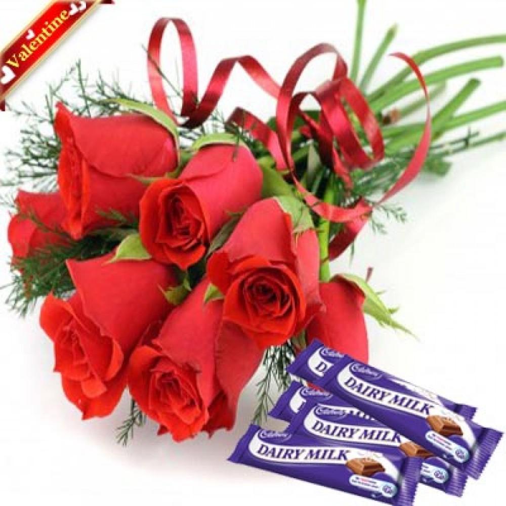 Valentine Choco Treat