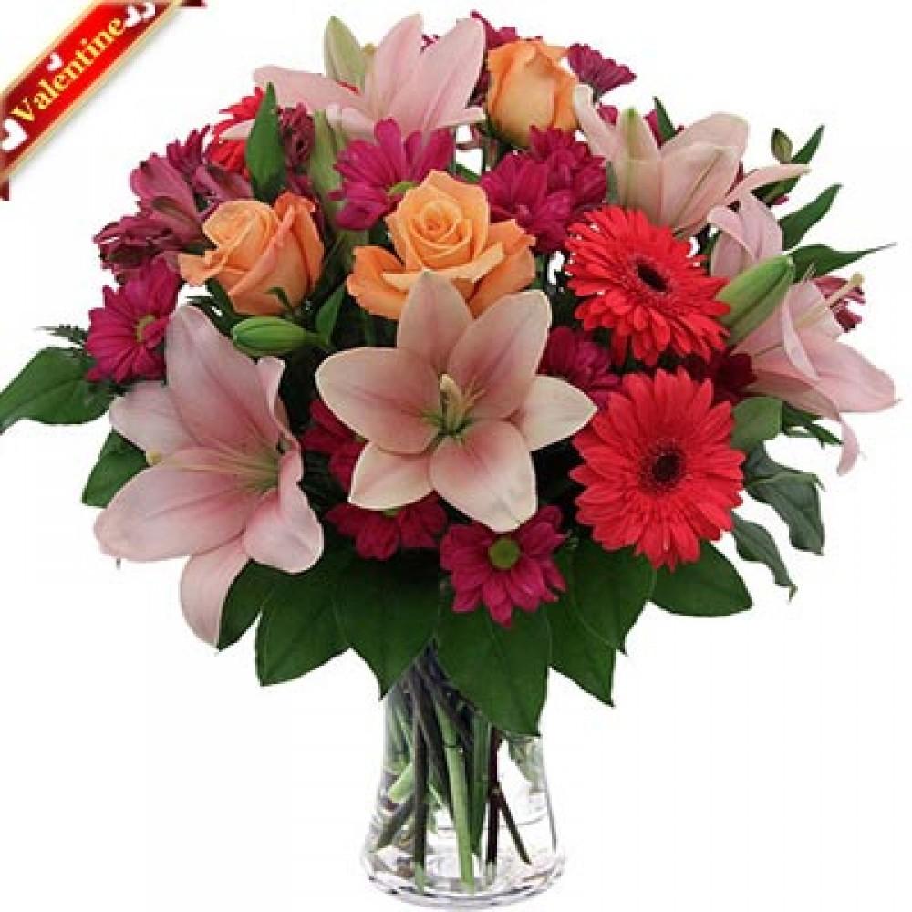 Valentine Floral Greetings