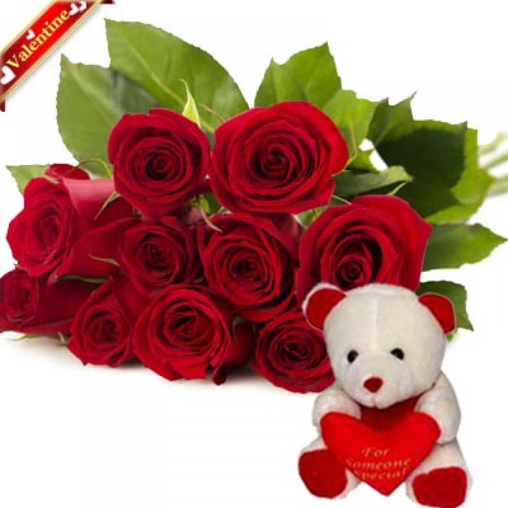Valentine Love Blooms