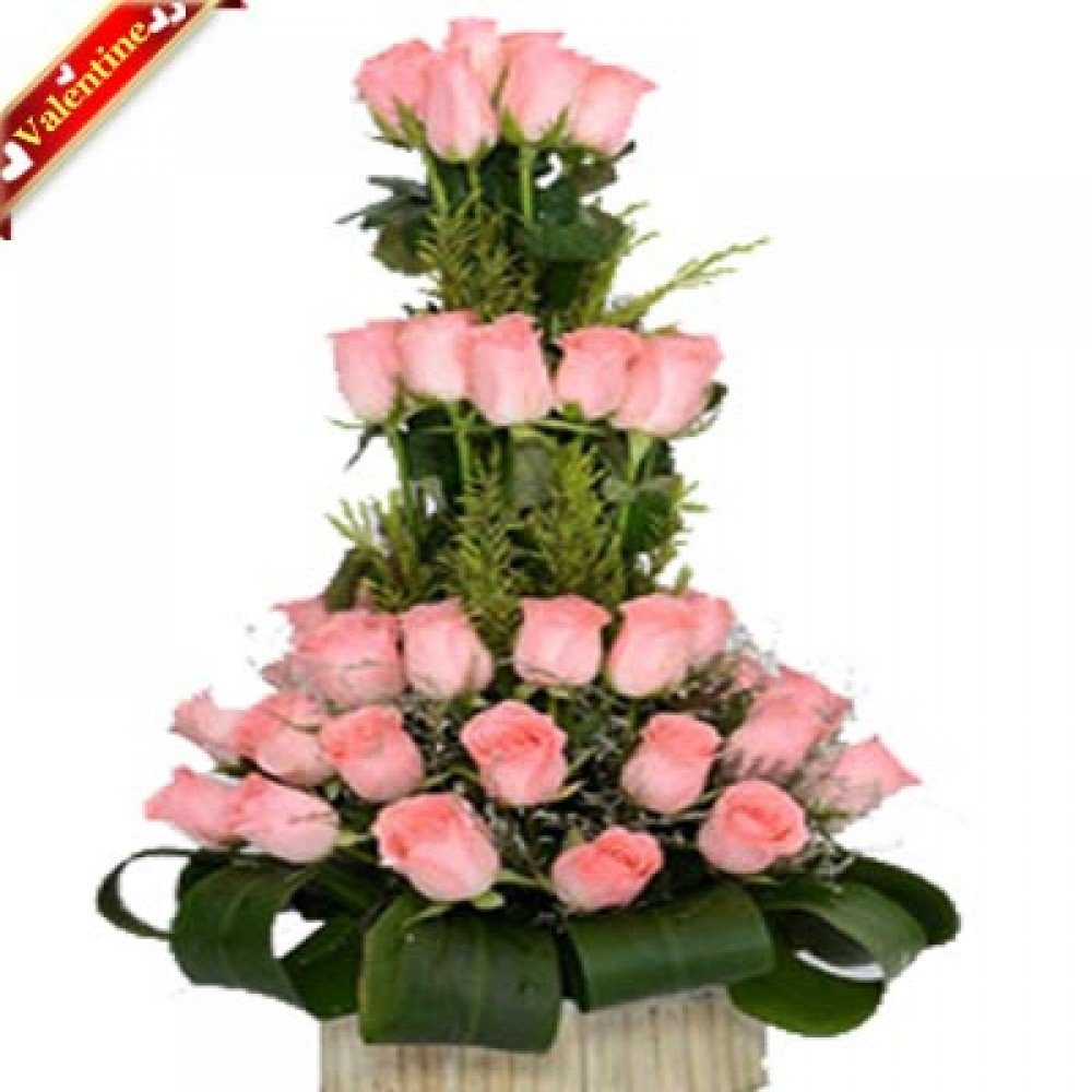 Valentine Pink Delight