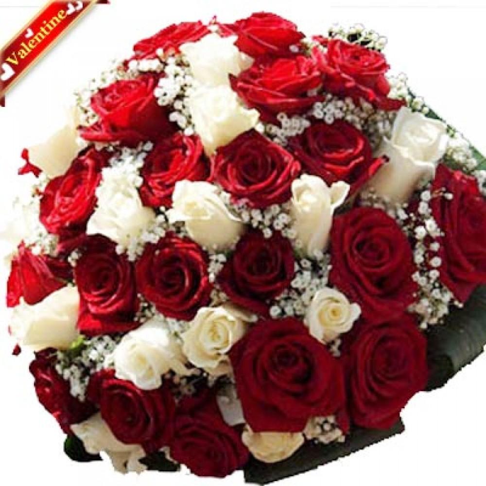 Valentine Rosy Surprise