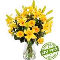 Sunshine Designer Bouquet