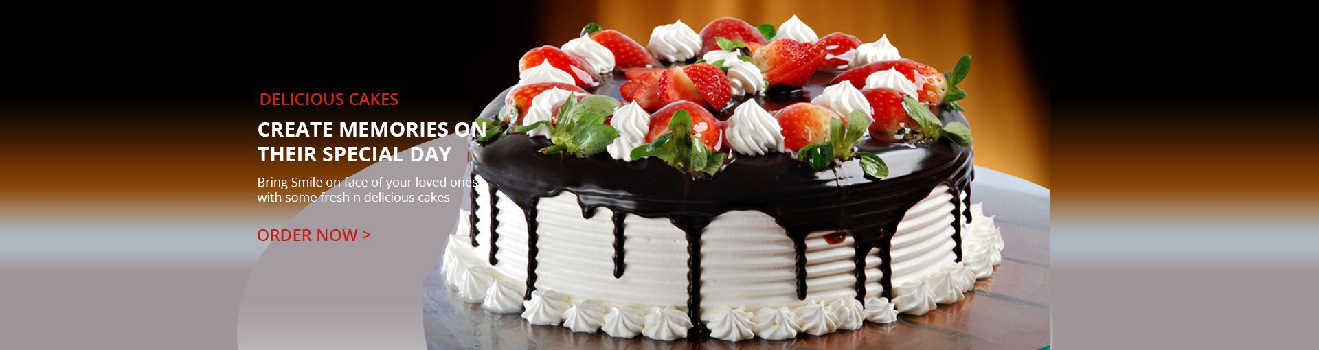 Delicious & Mouth Watering Cakes Online