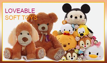 Loveable Soft Toys