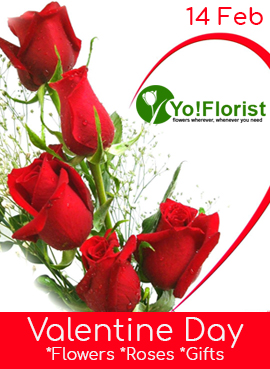 Valentine Flowers Gifts 2018